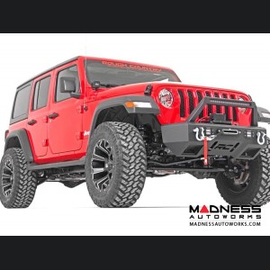 "Jeep Wrangler JL Rubicon Suspension Lift Kit w/ Coils & Adj. Control Arms - 3.5"" Lift - Stage 2"